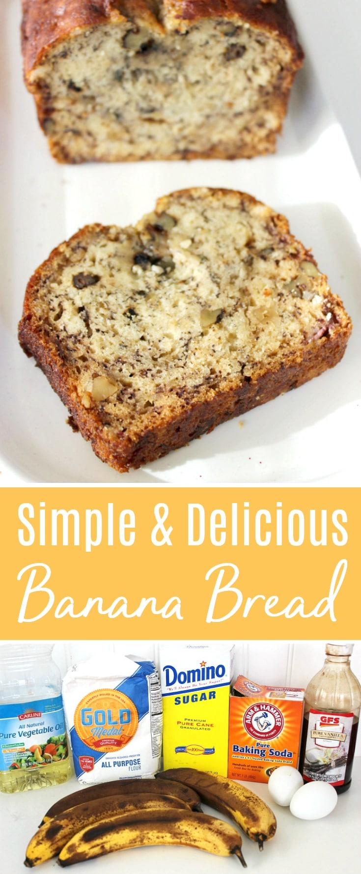 Gold medal banana bread best banana ideas 2018 banana bread with pecans recipe tyler florence food network forumfinder Gallery