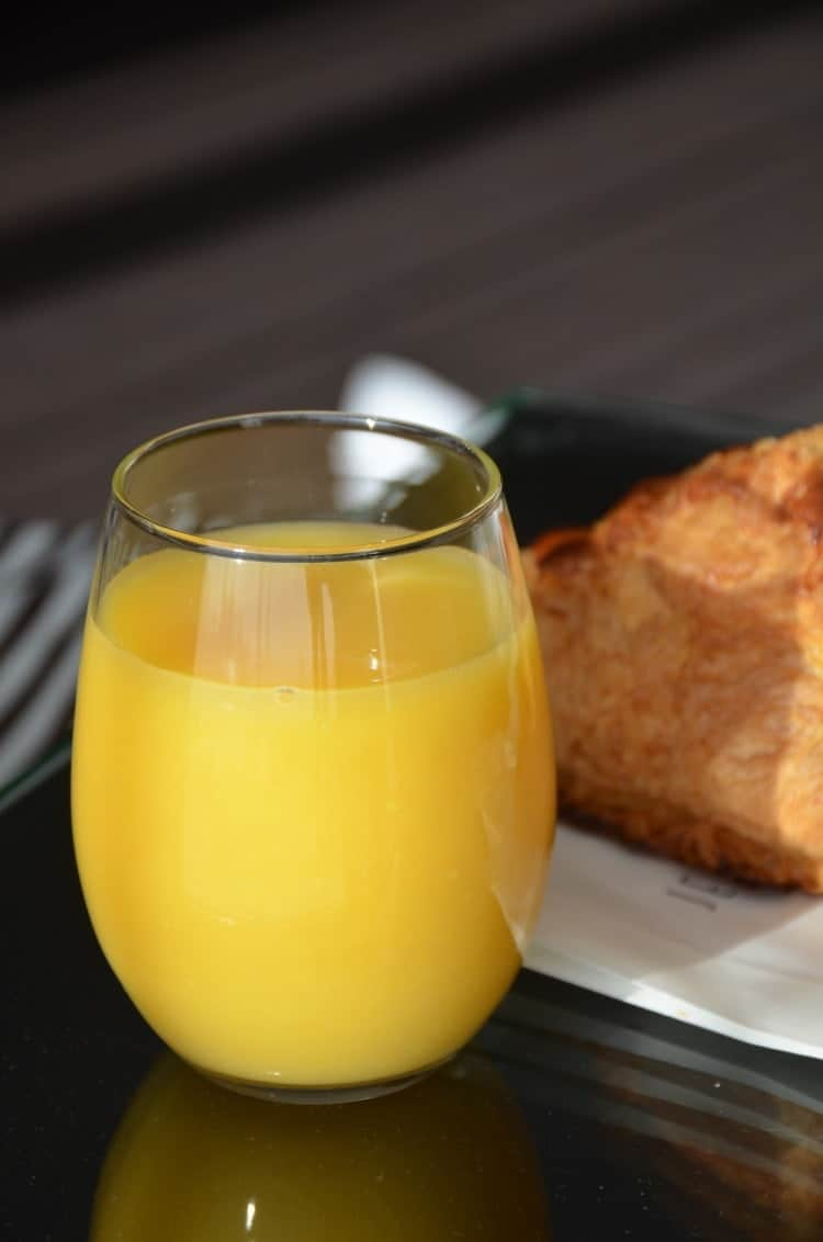 Do you drink 100% Florida Orange Juice?