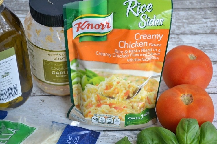 Creamy Bruschetta Chicken Recipe