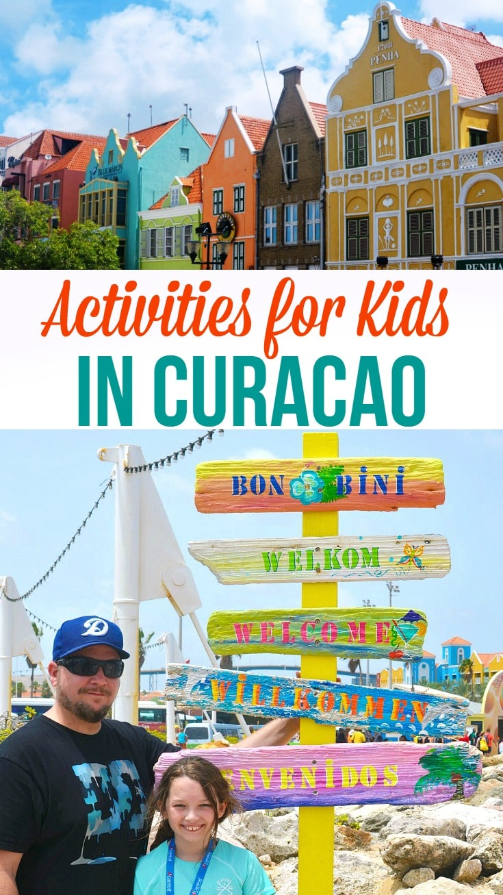 activities for kids in curacao