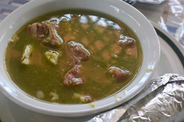 cactus soup curacao