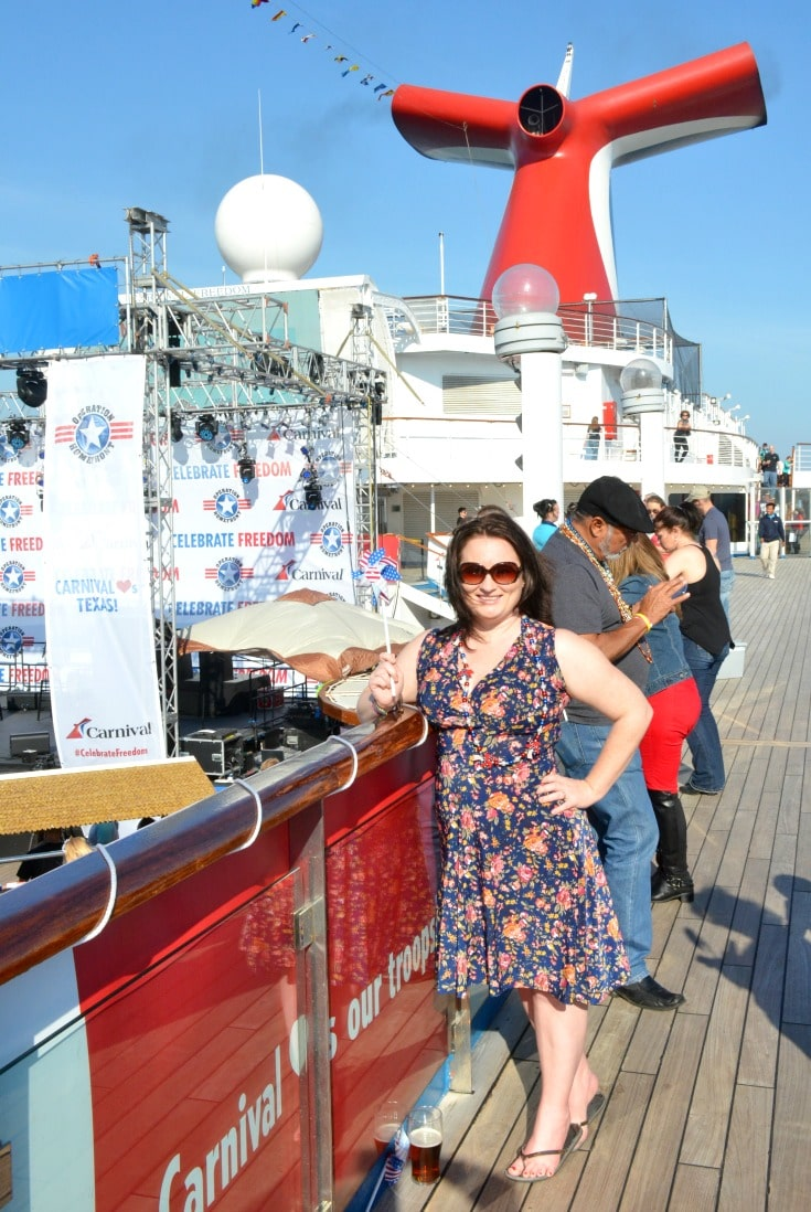 Celebrate Freedom Galveston - Galveston cruises 2015