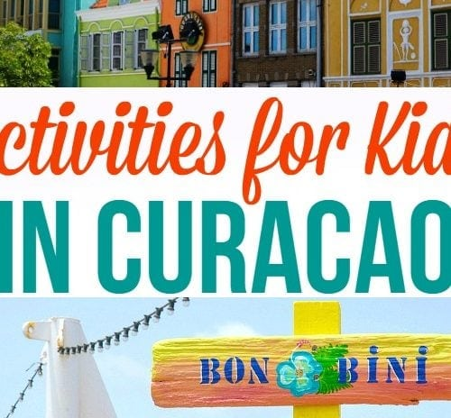 Activities for Kids in Curacao