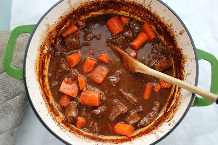 Hearty Irish Beef Stew Recipe