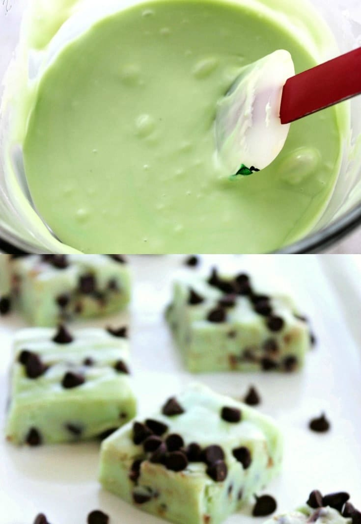 mint fudge recipe