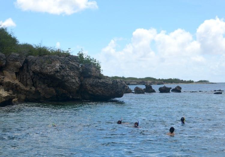 snorkeling trip curacao