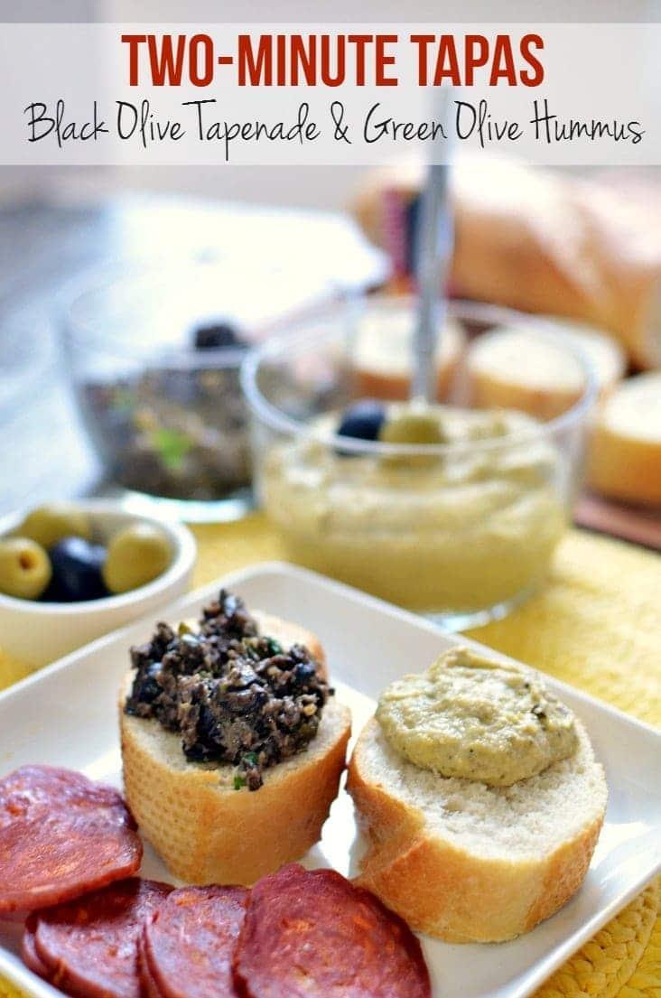 olive tapas recipes