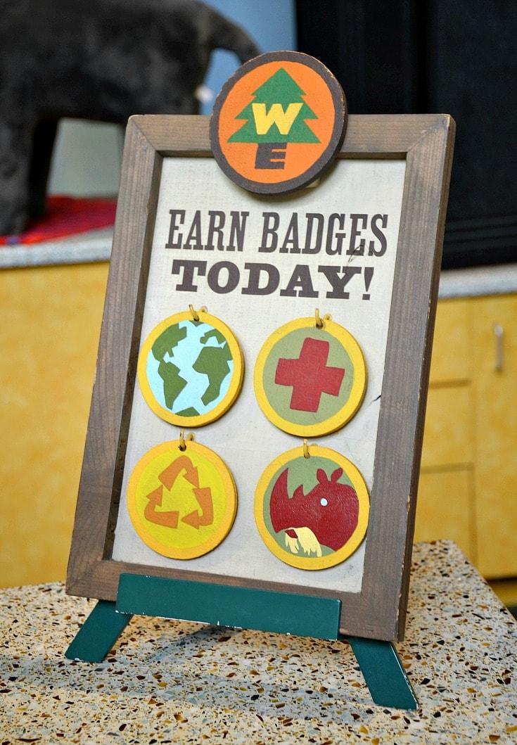 printable wilderness explorer badges template get home inteiror