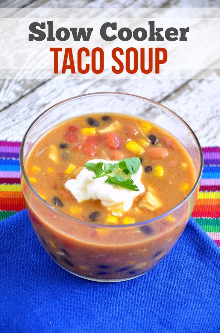 ... soup slow cooker chicken tortilla soup slow cooker taco soup recipe