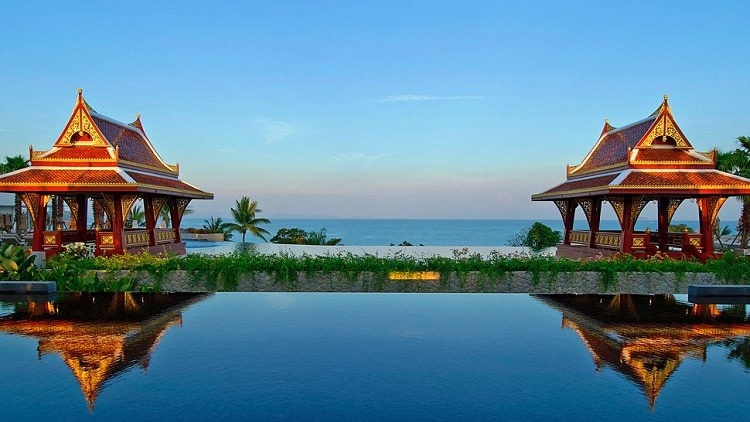 Booking travel with the visa signature luxury hotel collection for Visa hotel luxury collection