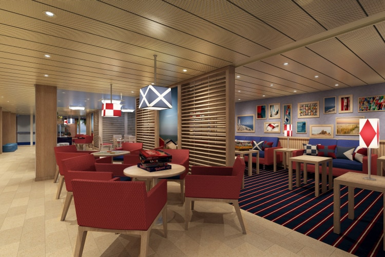 carnival vista family harbor lounge