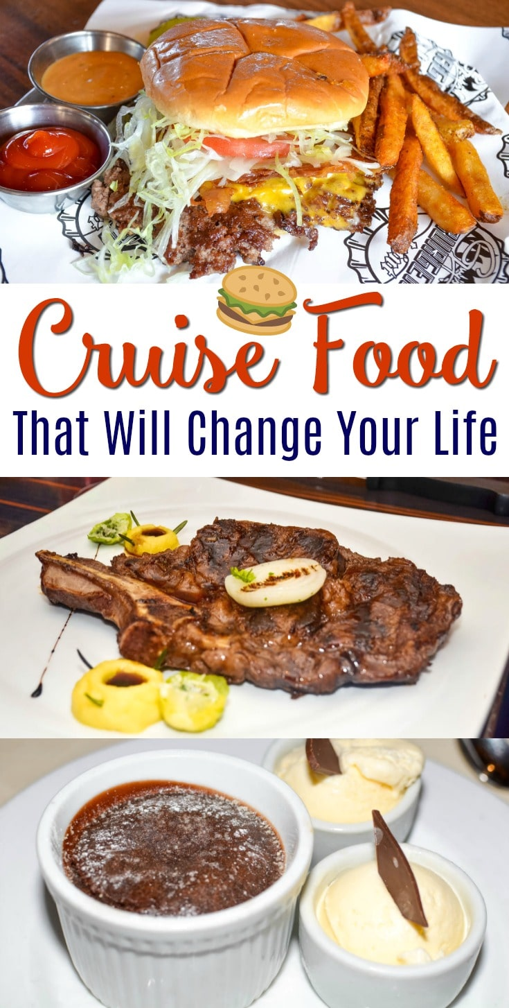 cruise food that will change your life