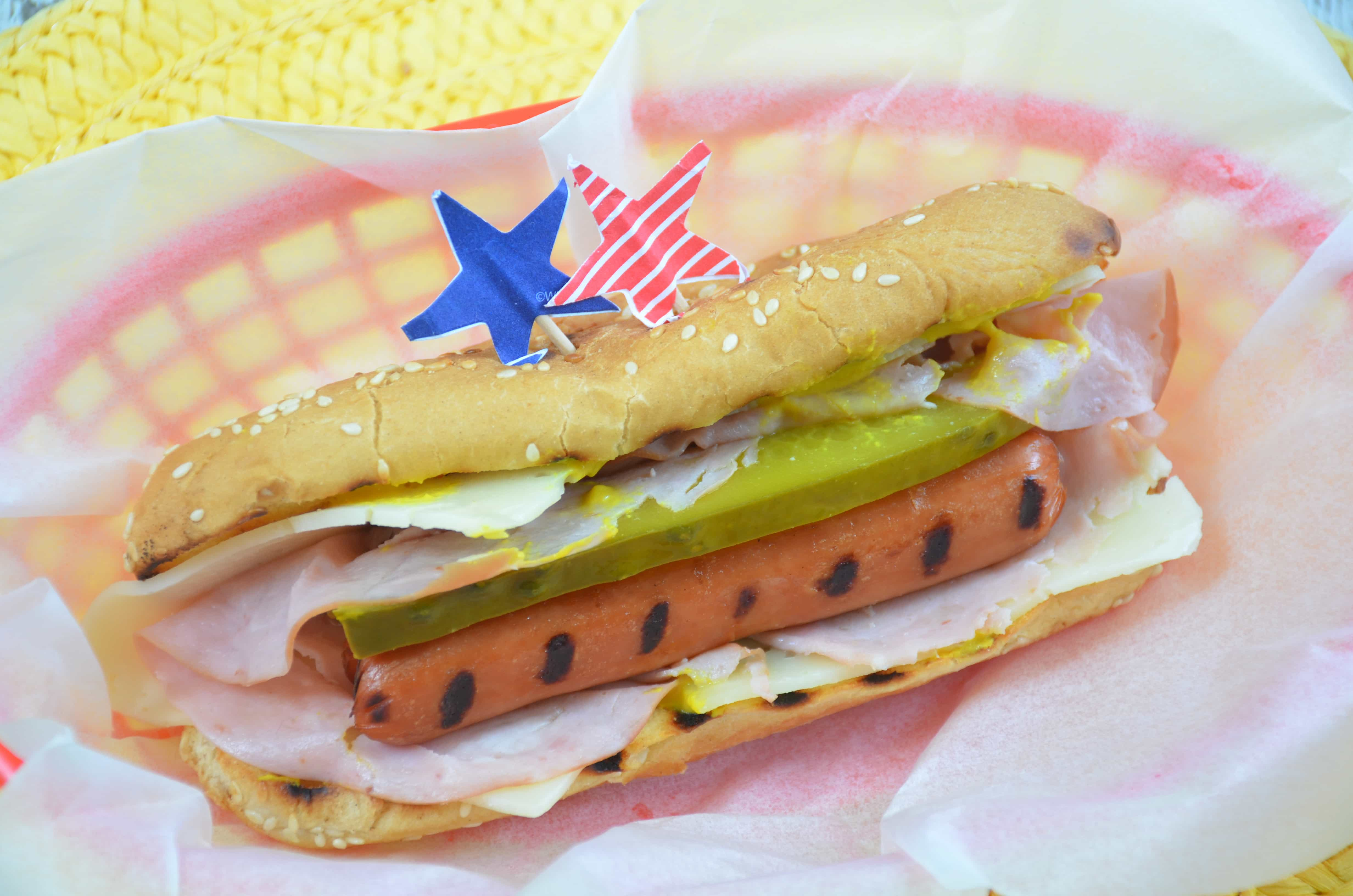 Creative Hot Dog Recipe