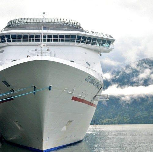 carnival cruise alaksa