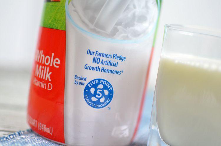 pure dairy milk