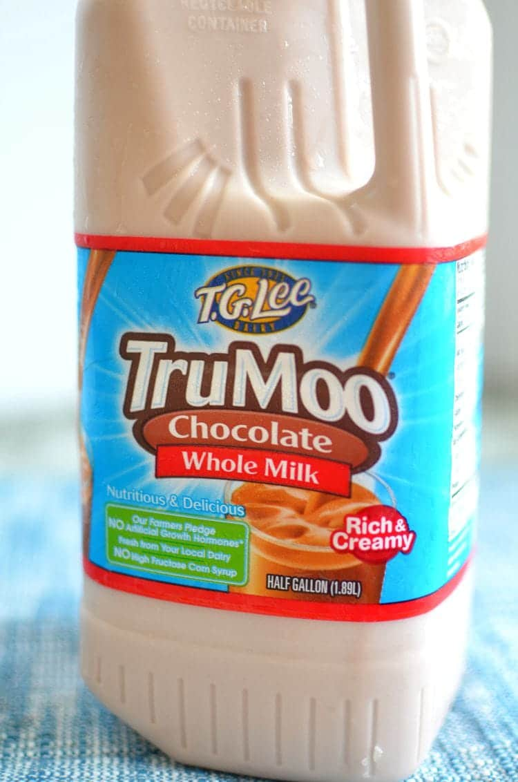 Tru Moo Chocolate Milk - Pumpkin Chocolate Chip Cookies