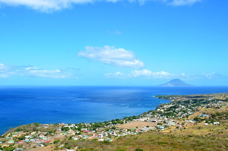 brimstone fortress view statia