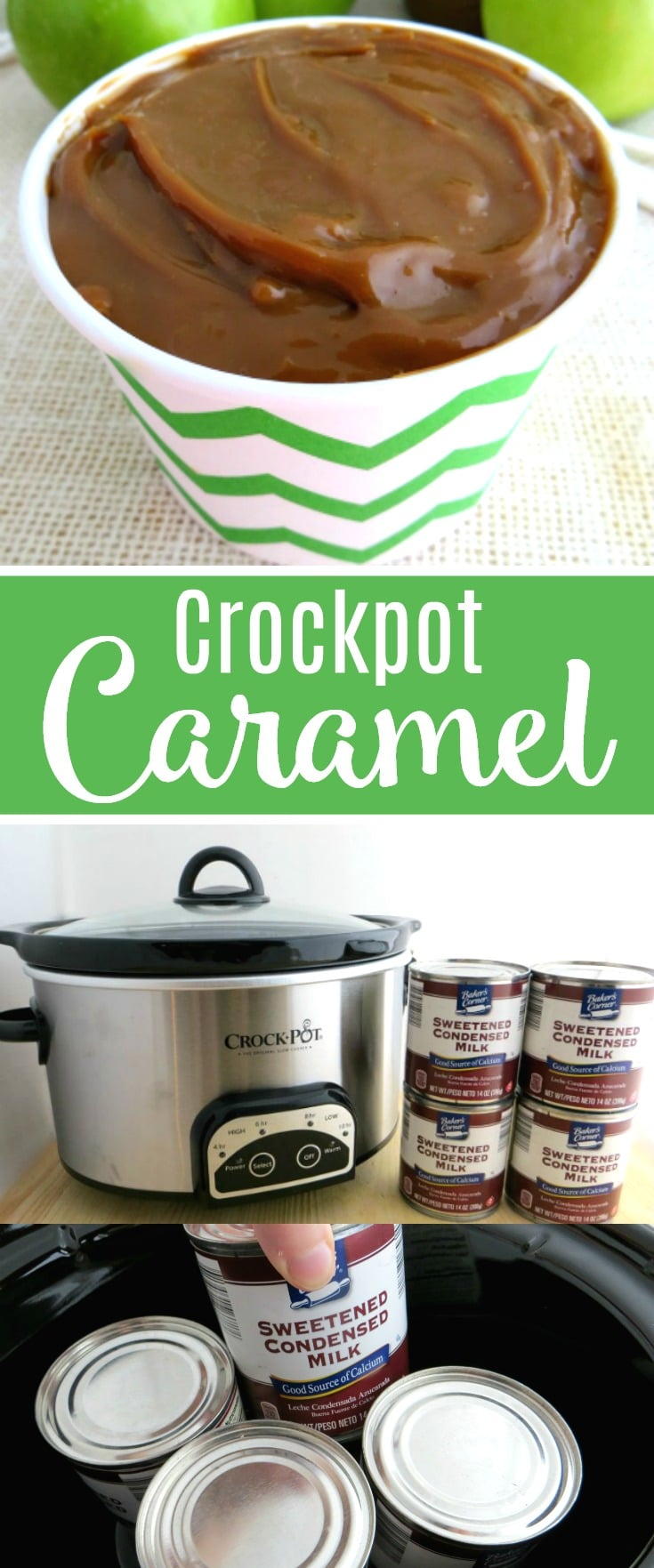 crockpot caramel recipe