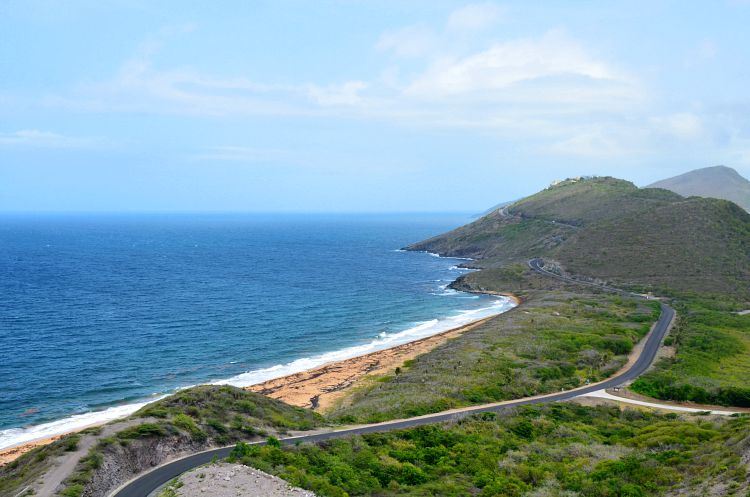 St. Kitts Caribbean Atlantic
