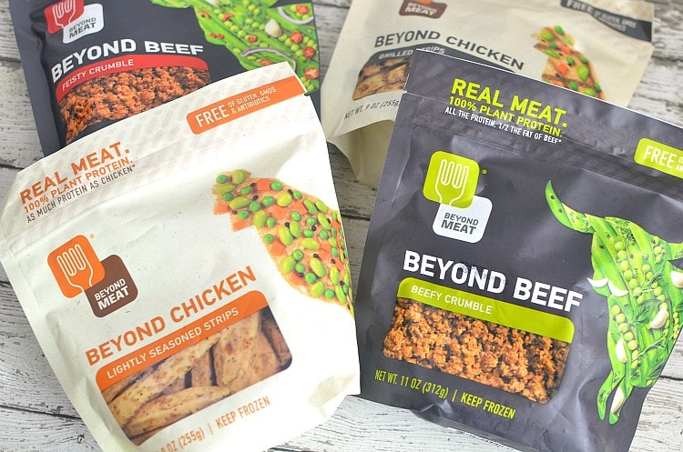 Image result for beyond meat products