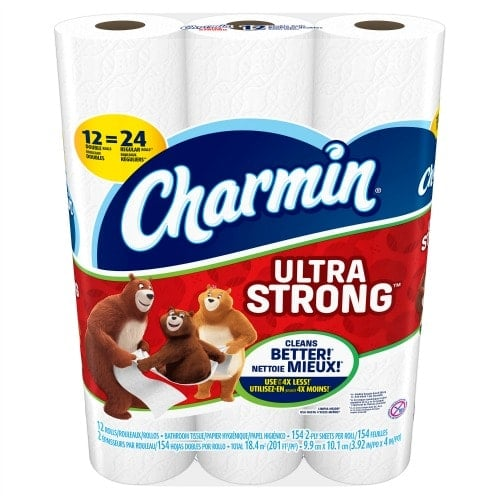 game day charmin
