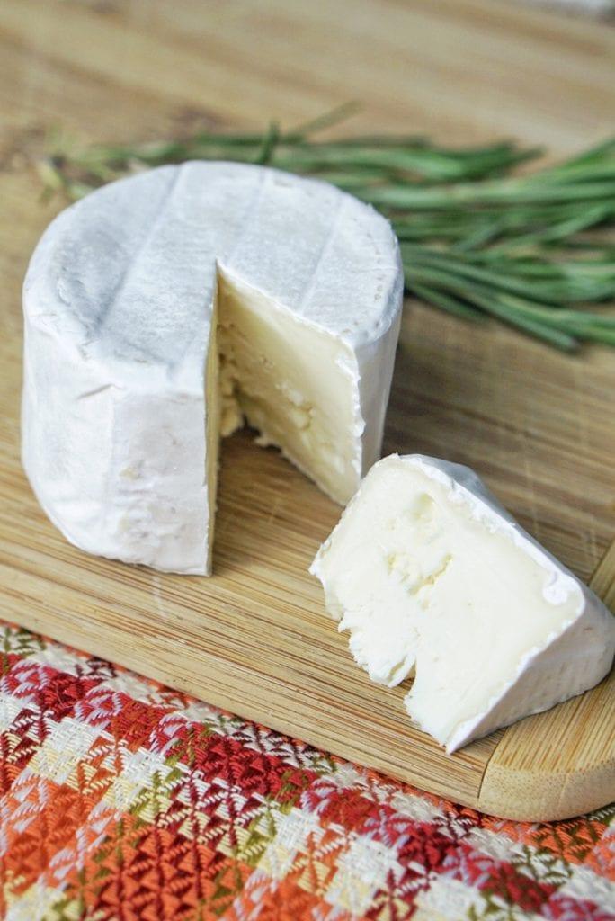 california brie cheese dip
