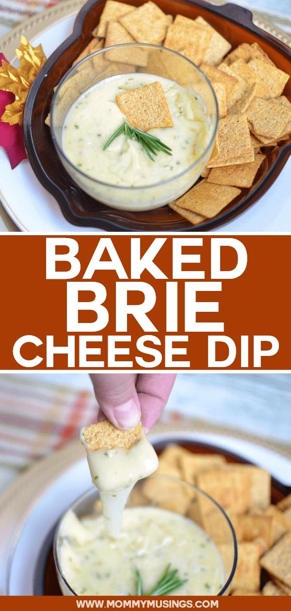 brie cheese dip recipe