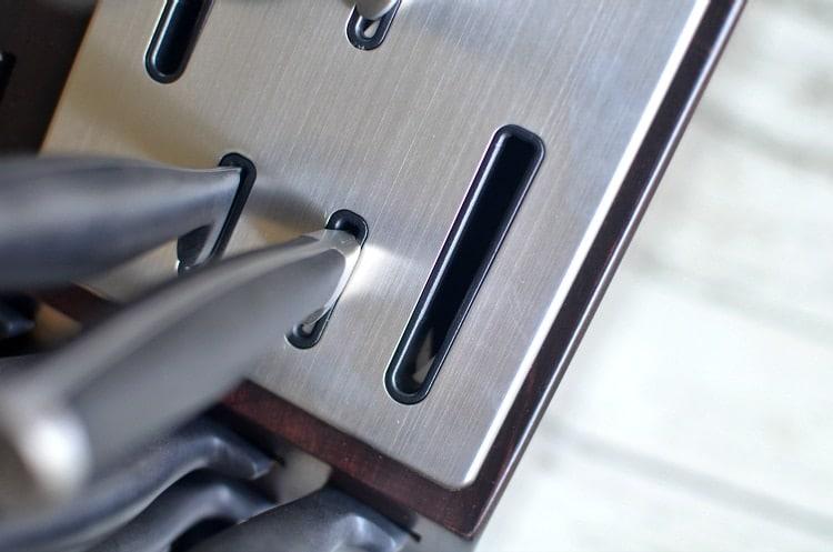 calphalon sharpin cutlery with technology