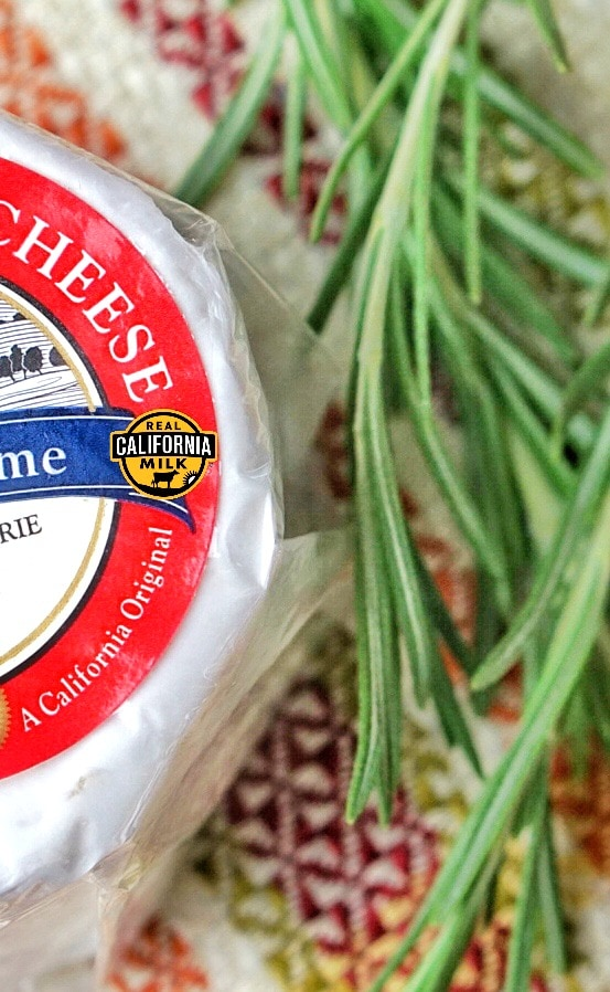 Real California Milk Brie
