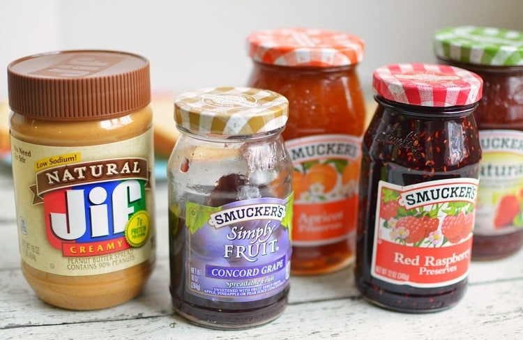 smuckers jams