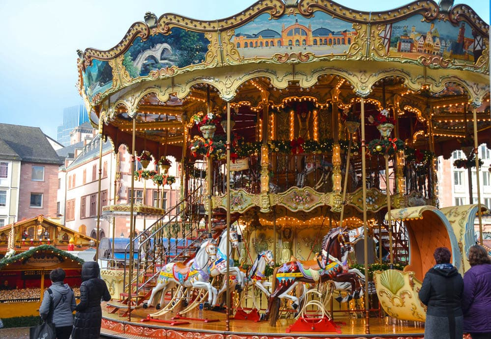 Frankfurt Merry-Go-Round