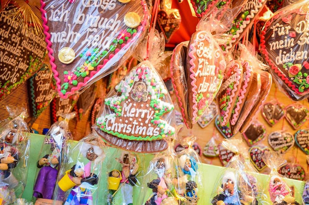 Lebkuchenherzen Gingerbread Hearts