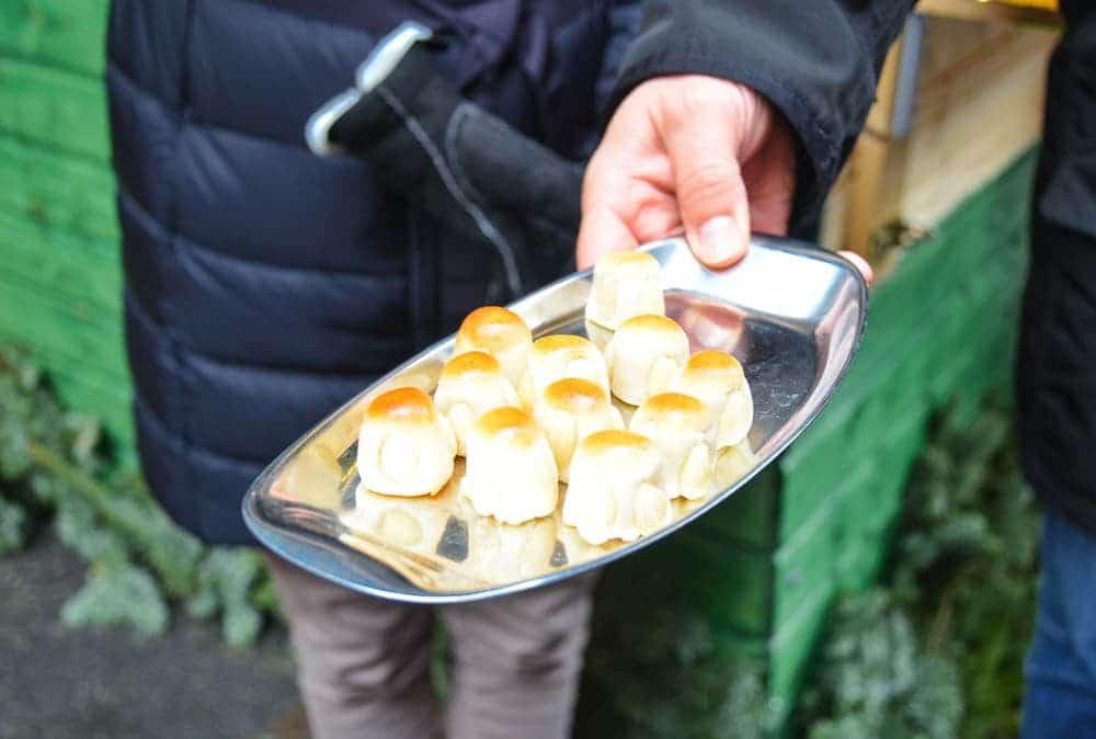 Bethmännchen Almond cookie