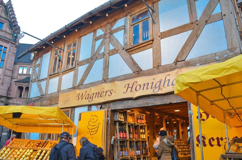 wagners honighaus frankfurt