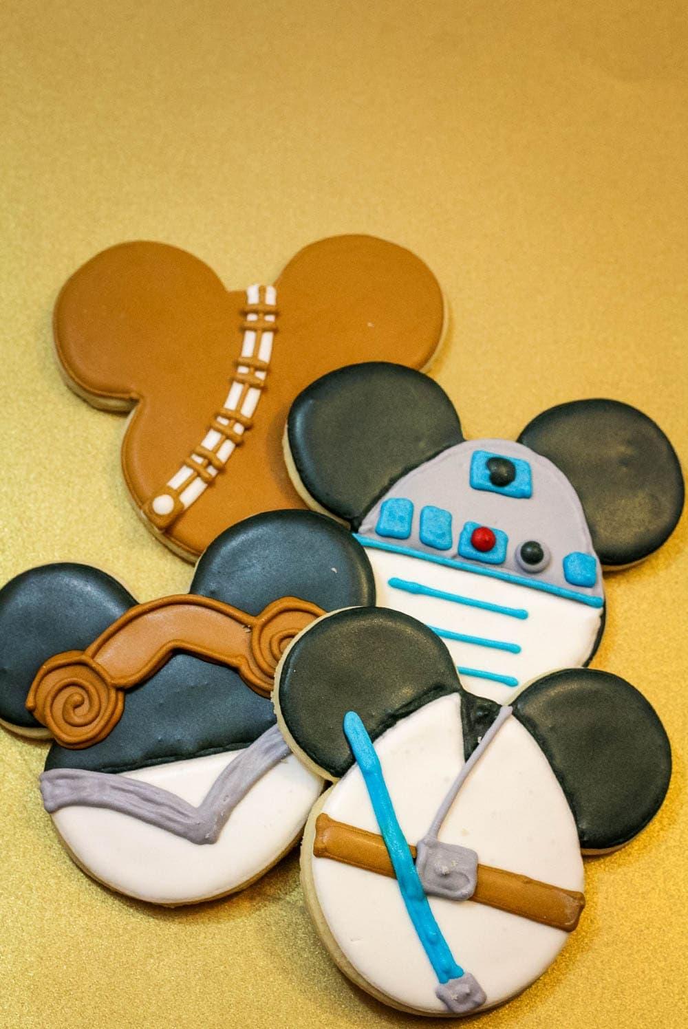 Disney Star Wars Cookies Recipe
