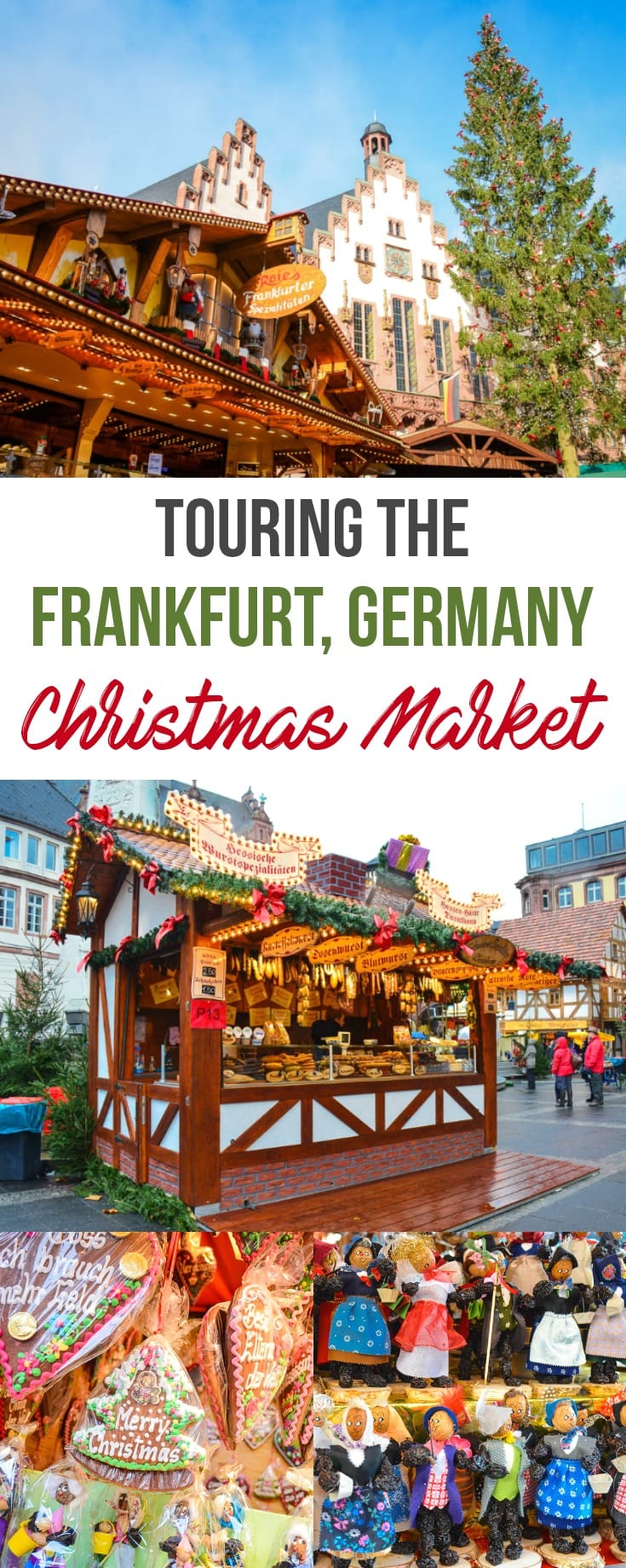 Touring the Frankfurt Christmas Market