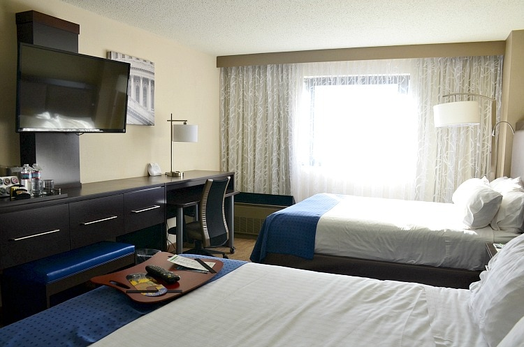 holiday inn capital dc