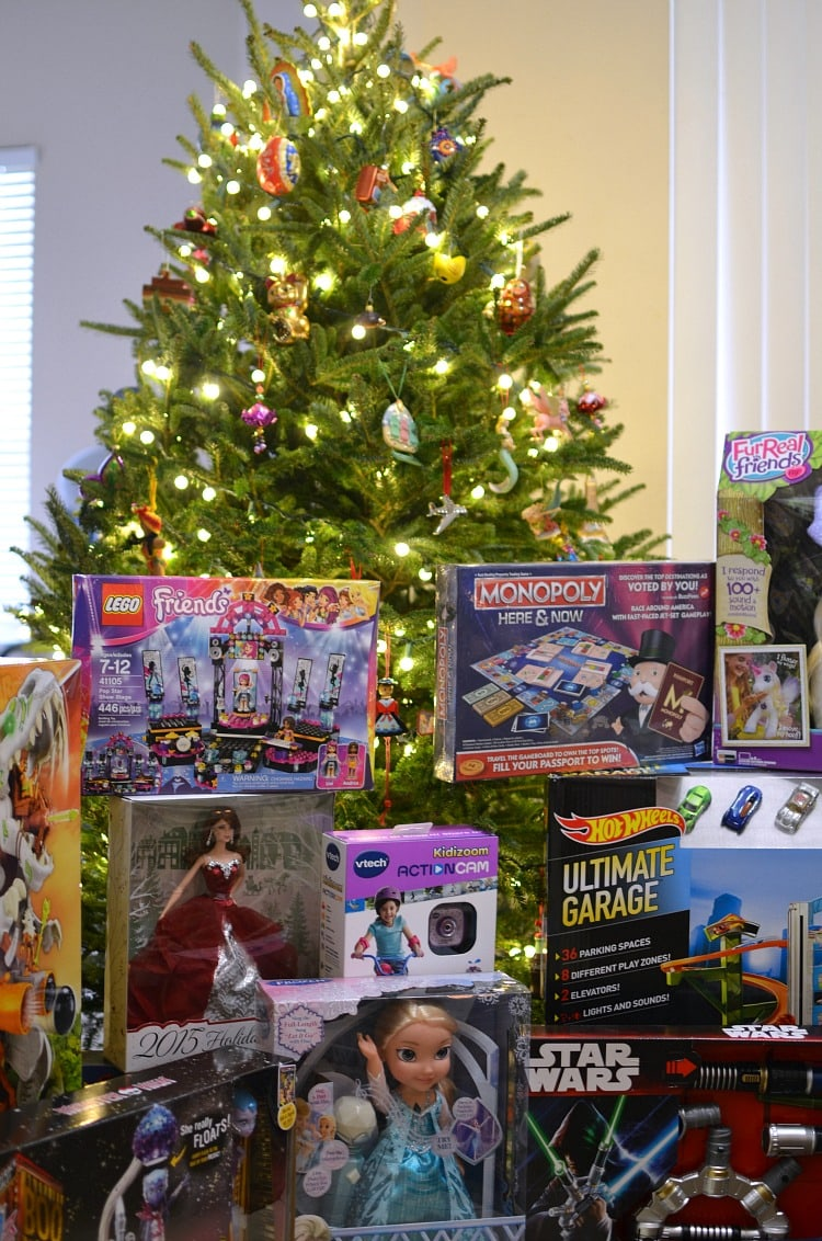 The Kmart Fab 15 Holiday Toy List for 2015