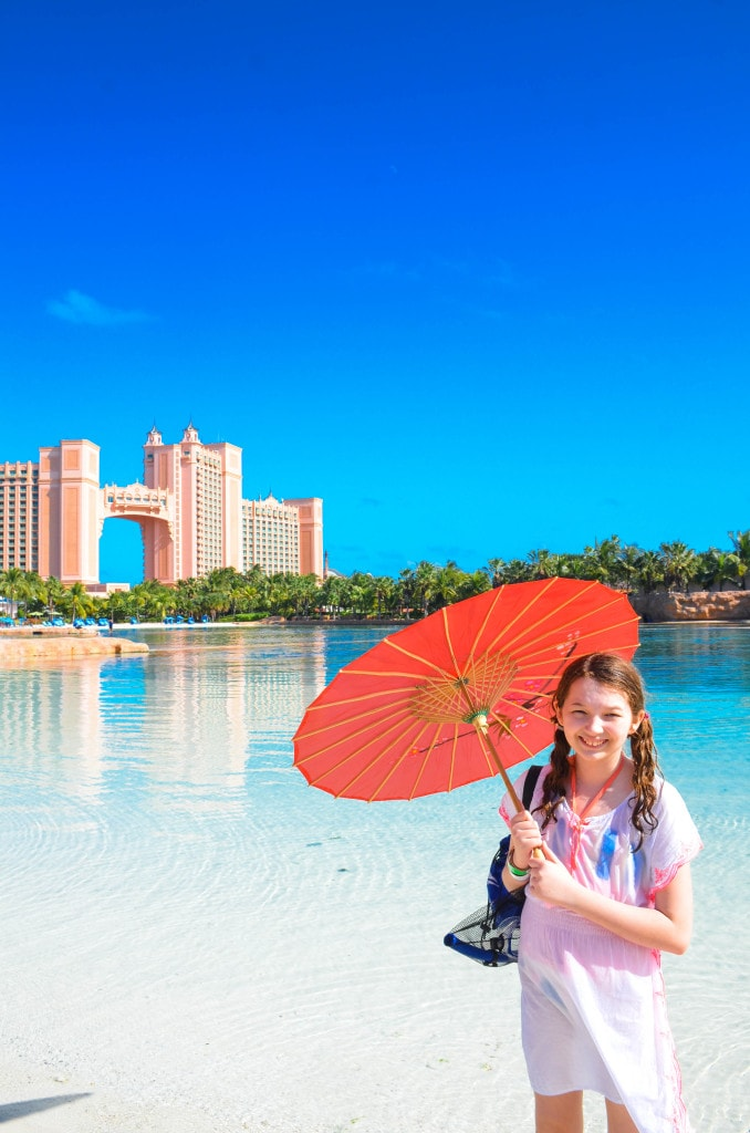 comfort suites paradise island mother-daughter getaway