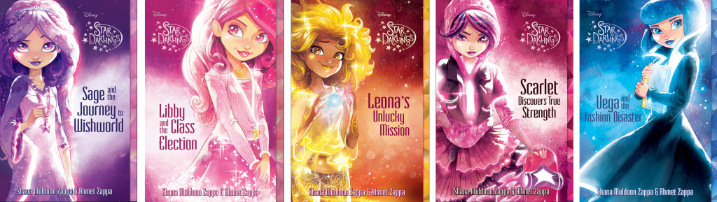 star darlings book series