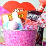 Valentine's Day Basket Idea for Tween Girls