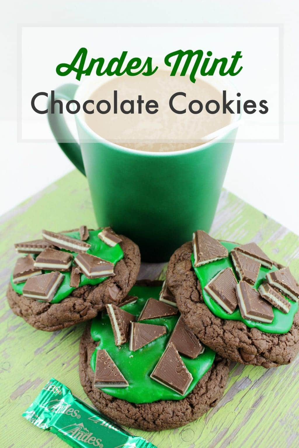 Andes Mint Chocolate Cookies Recipe