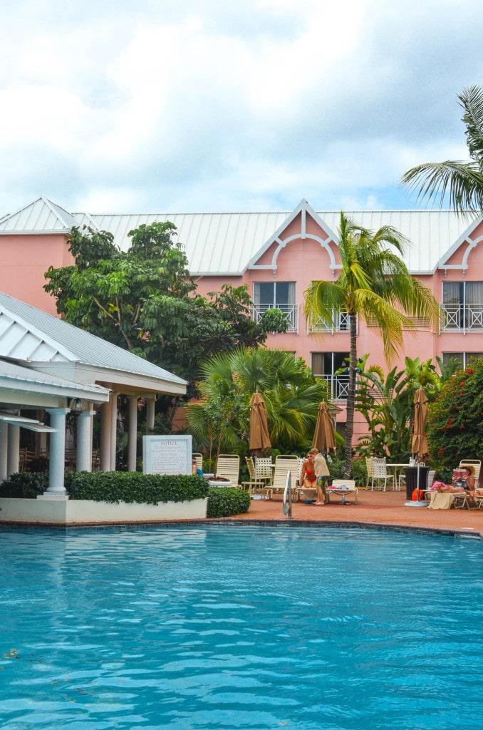 comfort suites paradise island near Atlantis