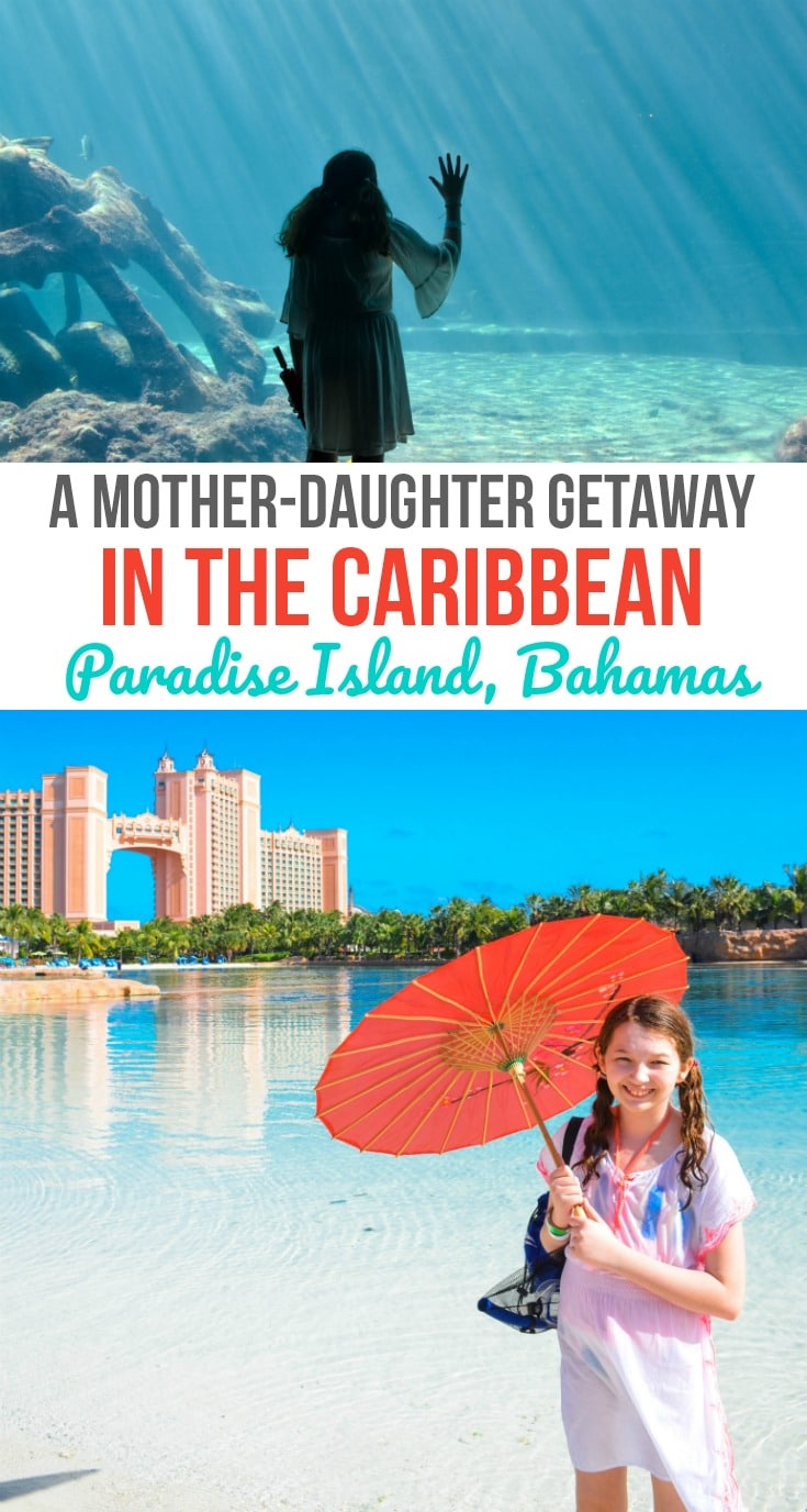 mother-daughter getaway comfort suites paradise island