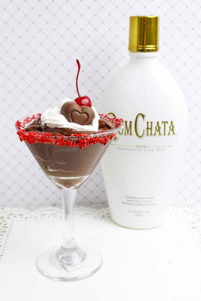 RumChata Chocolate Pudding Recipe