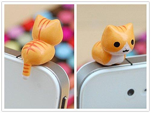 kawaii earphone plug