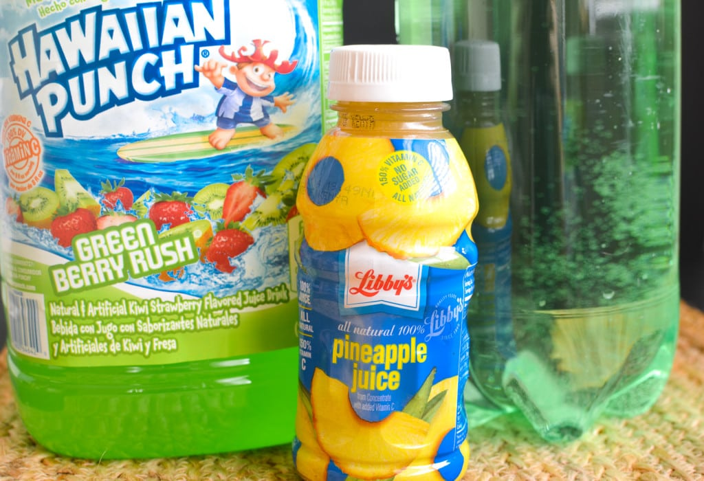 non-alcoholic party punch