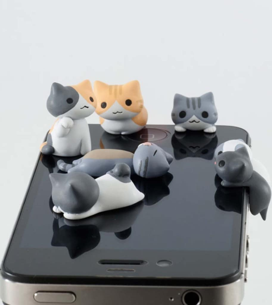 Gifts For The Neko Atsume Kitty Collector