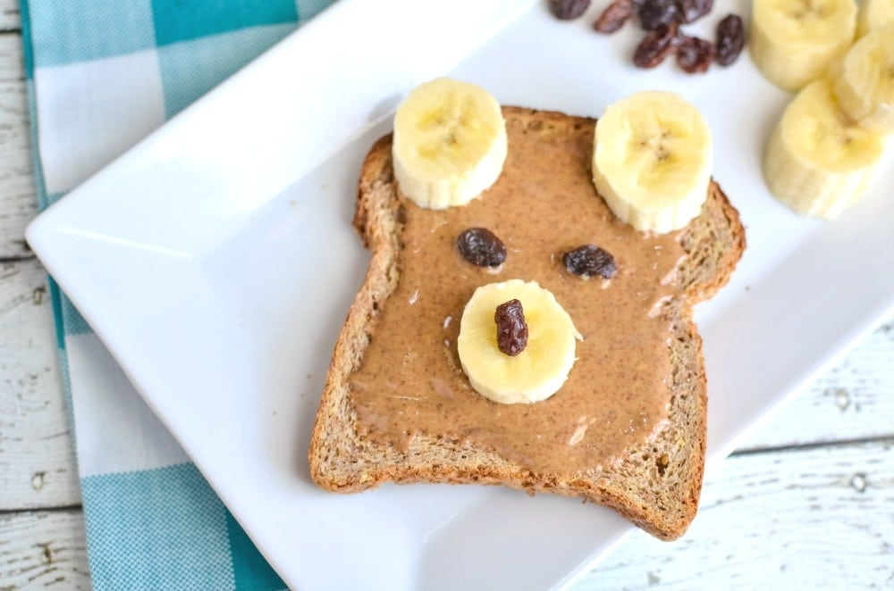 Teddy Bear Toast Recipe