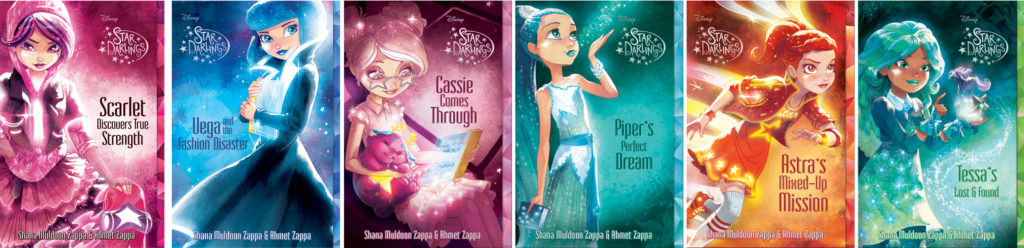 star darlings books